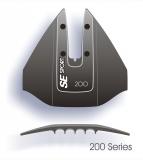 SE Sport 200 Hydrofoil für Motoren von 8-40PS, Farbe grau