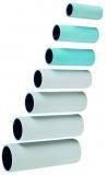 Neopren-Lager mit Gehäuse aus Kunststoff für 50mm Welle