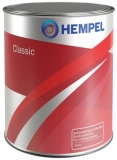 Hempel Classic selbstpolierendes Antifouling rot 2,5l