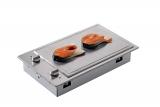 Elektrische Teppanyaki Back-/Grillplatte