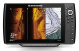 Fishfinder Humminbird Helix 12 G3N CHIRP MEGA SI+ GPS
