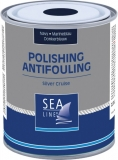 SEA-LINE Antifouling Selbstpolierend Silver Cruise Farbe rot 2,5Liter