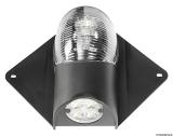 LED Kombileuchte Navigationslicht und Decksbeleuchtung in schwarz