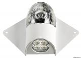 LED Kombileuchte Navigationslicht und Decksbeleuchtung in weiß