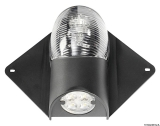 LED-Navigationslicht u. Decksbeleuchtung für bis 20 m lange Boote schwarz