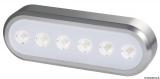 Schwenkbarer und selbsthaltender LED-Scheinwerfer