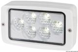 Heckleuchte, halb-eingebaut LED HD 6x3 W