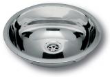 Waschbecken NIRO rund Durchmesser = 330mm Außenmaß