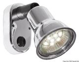 LED Leuchte BATSYSTEM aus ABS verchromt Spannung 8 bis 30V 2,3W