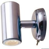 LED-Strahler mit Doppellicht, nicht schwenkbar