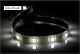 Beleuchtungstreife m. 45 SMD LEDs, weiß