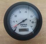 Drehzahlmesser für Benzinmotoren 0-7000 RPM 96mm