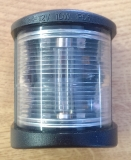 TREM Navigationslicht Dampferlicht Buglicht schwarzes Gehäuse mit RINA Zulassung