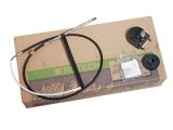 Rotationssteueranage T 67 Ultraflex Rotech IV enthält Steuerwerk T67, Montageplatte, M58 Kabel 13Fuß