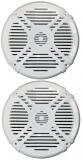 Allpa Lautsprechersatz 200W mit Hochtöner weiß