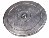 Ruderblattanode Zink Durchmesser 110mm