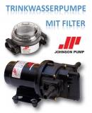 Johnson Aqua Jet WPS 2.4 Wasserdrucksystem 12V 11Liter pro Minute