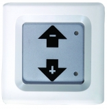 Dimmerschalter für LED Leuchten 12 & 24 Volt
