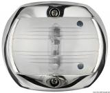 Compact LED Navigationslicht Edelstahl 135 Grad Hecklicht 12V