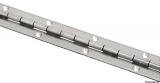 Scharniere - Stange 2m Breite 40mm Stärke 1,5mm Edelstahl