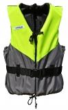Navyline Schwimmhilfe 50N UV-gelb dunkelgrau Größe XL