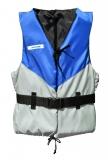 Navyline Schwimmhilfe 50N UV-blau hellgrau Größe XL