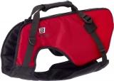 Baltic Zorro Hundeweste Farbe rot Größe S Gewicht 5 bis 15 kg