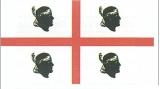 Länderflaggen Schifffahrt Flagge Sardinien Maße 200 x 300mm