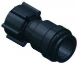 SeaTech Verbindung weiblich 15mm, 1/2 NPS Gewinde
