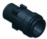 SeaTech Verbindung männlich 15mm, 1/2 NPT Gewinde