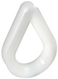 Kausche aus Nylon Ø 12mm
