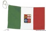 Länderflaggen Schifffahrt Flagge Italien Maße 200 x 300mm mit Wappen der Handelsmarine