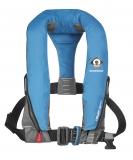 Rettungsweste Automatik mit Lifebelt Harness CREWFIT sport 165N blau