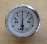 Teleflex Amperemeter von -60A bis +60A