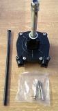 Multiflex Easy Connect Steering Helm Steuerkopf mit Kabelaustrittsrohr und Nabenkappe