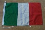 Länderflaggen Schifffahrt Flagge Italien 300x200mm ohne Wappen