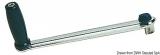 Winschkurbel VA-Stahl, hochglanzpoliert 250 mm