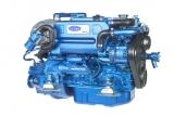 Dieselmotor Sole SM 94mit 4 Zylindern 94 PS mit TM 345 hydraulischem Wendegetriebe 2,47