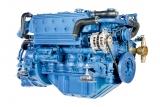 Dieselmotor Sole SM 105 L mit 6 Zylindern 76 PS mit TM 170 hydraulischem Wendegetriebe 2,94