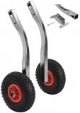 Slipräder für Schlauchboote, ausziehbar 160 kg