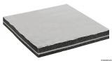 Schallschutz- und Dämmplatten mit Glasfasergewebe  ISO 4589 3 100x150 cm 25 mm