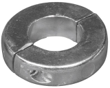 Wellenanode slim type Shaft collar Anode Magnesium Welle 30mm