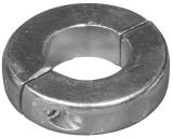 Wellenanode slim type Shaft collar Anode Magnesium Welle 38mm