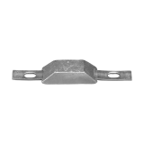 Anoden für Bolzenmontage Scandinavian type bolt on anode 0,50kg Magnesium