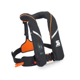 Automatik Weste Secumar Survival 275 schwarz/orange