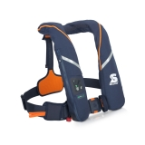 Automatik Weste Secumar Survival 275 dunkelblau/orange