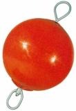 Anker Boje Ø 400 x 1150mm mit Stange Farbe: rot  Lang