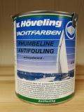 Höveling Antifouling Rhumbeline D90 Rot 0,75l