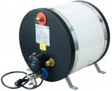 Warmwasserboiler Edelstahl rund 30 Liter Leistung 850W von Albin Pump Marine