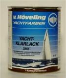 Höveling D03 Yacht Klarlack 2585 Transparent mit UV-Filter 2,5l